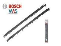 Bosch 2x HCS Sägeblatt für Holz Satz TF 350 M...