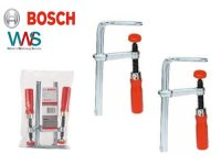 Bosch 2x Schraubzwinge für FSN Führungsschiene...