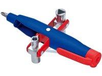 Knipex Stift-Schaltschrank-Schlüssel für...