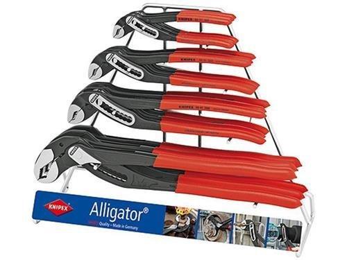 Knipex Alligator® Sortiment im Verkaufsdisplay