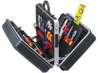 """Knipex Werkzeugkoffer """"BIG Twin"""" Elektro 65-teilig"""