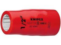 Knipex Steckschlüsseleinsatz (Doppel-Sechskant) mit...