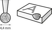 Bosch Diamantbestückter Fräser 4,4 mm