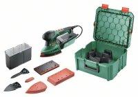 Bosch Multischleifer PSM 200 AES + SystemBox