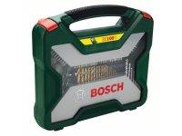 Bosch 100-teiliges X-Line Titanium-Set