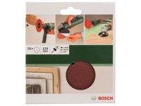 Bosch 10tlg. Schleifblatt-Set für Bohrmaschine