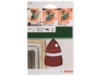 Bosch 10tlg. Schleifblatt-Set für Multischleifer