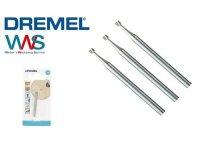 DREMEL 110 3x Graviermesser Gravier Messer 1,9 mm NEU und...