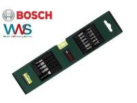 Bosch 17tlg. X-Line Wasserwaage und Bit Set  Neu und OVP!!!