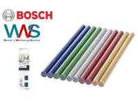 BOSCH 10x Heißklebesticks 7mm Klebesticks...