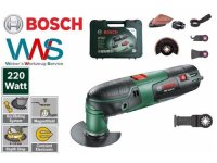 Bosch PMF 220 CE Multicutter Set + 3...