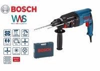 Bosch Bohrhammer GBH 2-26 Professional mit SDS-Plus im...