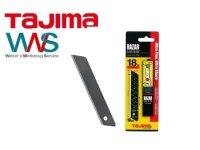 Tajima 10x schwarze 18mm Klingen Razar Black für...