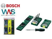 Bosch 33-teiliges Bohrer und Bit Set mit Wasserwaage und...