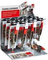 BESSEY Schnellspanner Theken-Display STC-D
