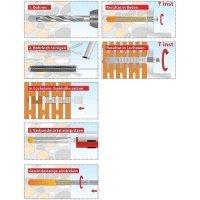TOX Verbundmörtel Liquix Pro 1 styrolfrei 345 ml - 1...