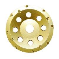 Profi-Tech Schleifteller Gold Star Ø 125/22,23 mm