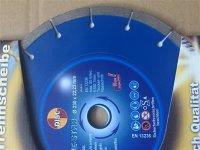 DISC Blue Star Diamant Trennscheibe 230x22,23mm für...