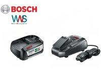 Bosch Starterset Akku PBA 14,4V 2,5 Ah + Ladegerät...