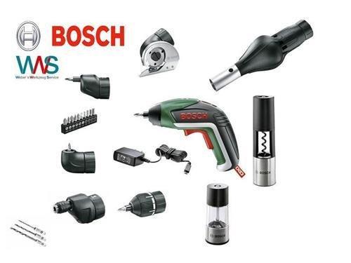 BOSCH IXO V Akkuschrauber Ausstattung frei wählbar oder