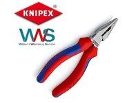 Knipex Spitz-Kombizange 08 22 145 Neu!!!